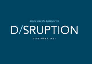 disruption magazine