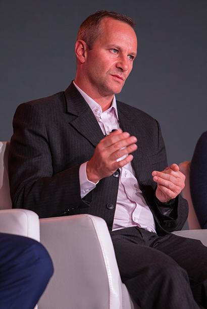 Andrew Henwood   CEO  Foregenix