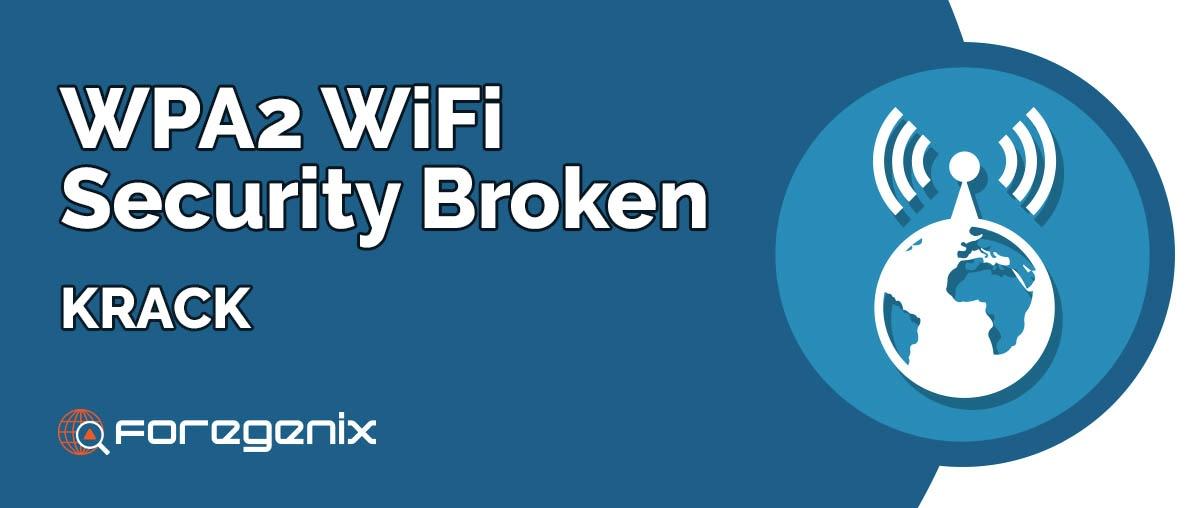 WiFi KRACK Attack